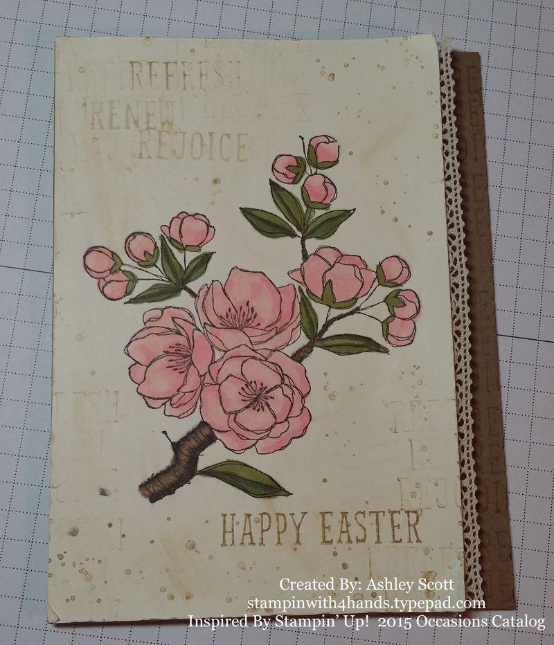 Rejoice Easter Card
