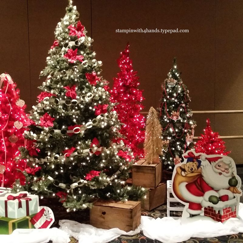 Christmas convention santa